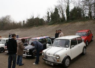 Brooklands Mini Days